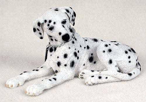 Figurine Dog Dalmatian (Conversation Concepts Dalmatian My Dog Figurine)