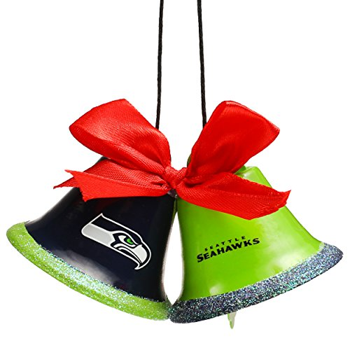 Christmas Bells Seahawks