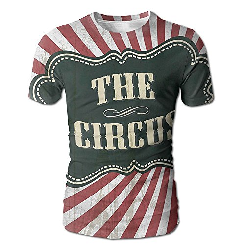 Kooiico Men's Collection Classical Circus Show Event Banner