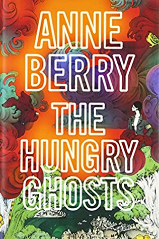 book cover of The Hungry Ghosts