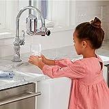 PUR FM-3700 Faucet Water Filtration System, Chrome