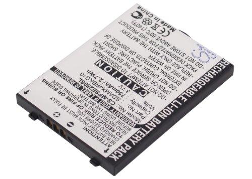 Battery Replacement for SANDISK Sansa E200 Sansa E250 Sansa E260 Sansa E260R Sansa E280R Part NO 54-57-00046 Sansa E270R Sansa E250R Sansa E270 Sansa E280 SDAMX4-RBK-G10
