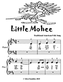 Little Mohee Traditional American Folk Song Beginner Piano Sheet Music Tadpole Edition