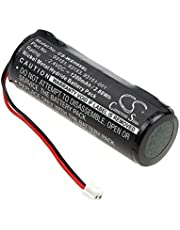 AXYD Replacement Compatible with Battery Wella 93151, 93151-001, 93153 Pro 9550, Sterling Eclipse 8725