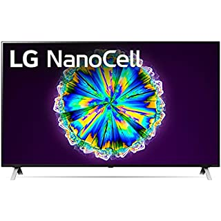 "LG 49NANO85UNA Alexa Built-In NanoCell 85 Series 49"" 4K Smart UHD NanoCell TV (2020)"