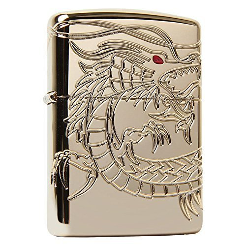 Zippo 29265 CHINESE DRAGON / 純正品/純正品 [並行輸入品] B01MS3JLCB