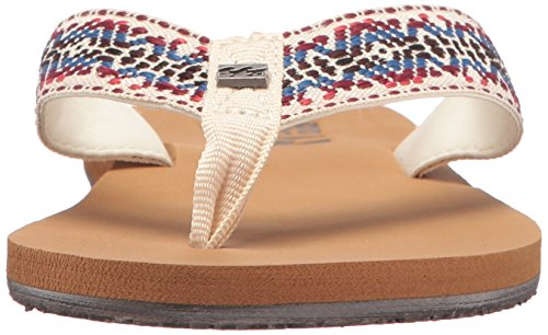 Billabong Naturale Sandalo Donna Piatto Da Baja qEwF1f