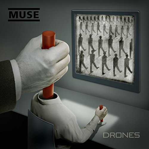 Drones (CD/DVD)(Limited Edition) (Grupo Muse)