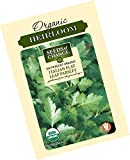 Seeds of Change 01360 Certified Organic Parsley, Italian Flat Leaf