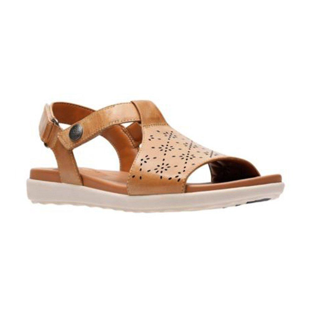[クラークス] 10 UnReisel Sandal Mae Women's Sandal US [並行輸入品] B075MJ3FFT 10 B(M) US|ライトタン ライトタン 10 B(M) US, ドラッグコーエイ:fb8baefb --- harrow-unison.org.uk