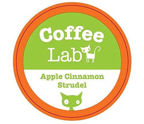 Coffee Lab - Flavored K Cup Coffee - Apple Cinnamon Strudel