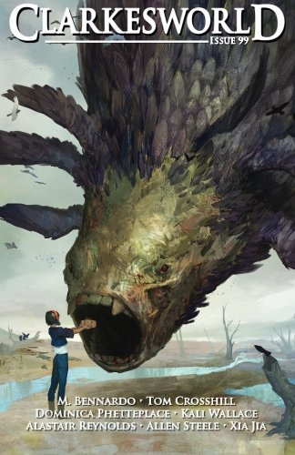 Clarkesworld Issue 99