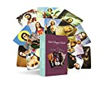 54 Assorted Catholic Saint Prayer Holy Cards: 2 Sets of 27 Different...