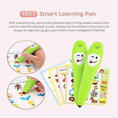 Kids Common Sense Cognitive Intelligence Learning Pen Children Educational Toy Electronic Systems: Toys & Games