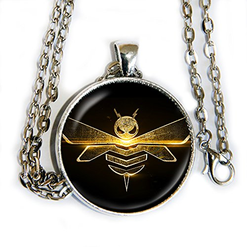 Female Bumblebee Transformer Costume (Bumblebee pendant necklace - Transformers - HM)