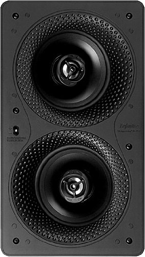 definitive surround speakers. definitive technology ueza/di 5.5bps rectangular bipolar surround in-wall/ceiling speaker speakers e