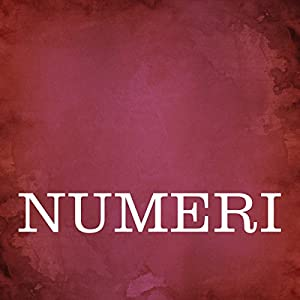 Numeri [The Book of Numbers] Audiobook