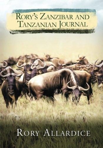 Rory's Zanzibar and Tanzanian Journal