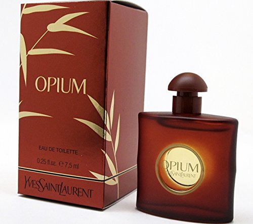 Yves Saint Laurent Opium YSL Eau De Toilette Splash - 0.25oz Mini ()