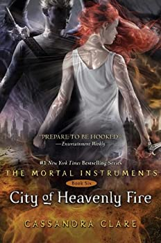 City of Heavenly Fire 1481444425 Book Cover