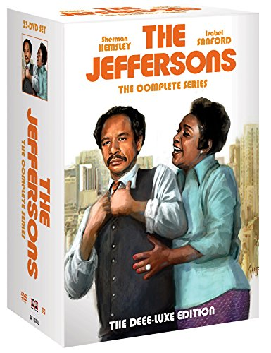 The Jeffersons: The Complete Series by Cinedigm