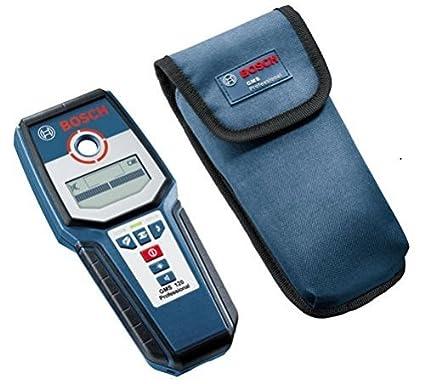 Bosch GMS 120 escáner de pared y Detector de Cables, Metal y madera