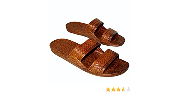 b7b3826eef8 Amazon.com   Pali Hawaii Jesus Sandals - Brown - Size 8   Everything Else