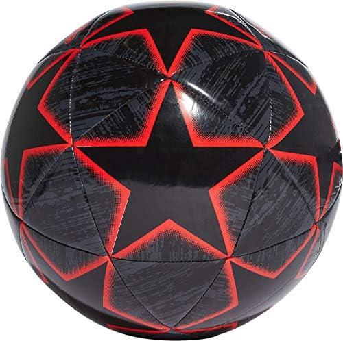 adidas Finale M CPT - Balon de fútbol, Black/Night Grey/Active Red ...