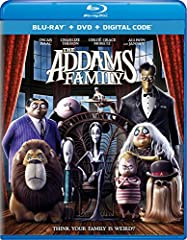 Get ready to snap your fingers! The Addams Family is back in their first animated comedy about the kookiest family on the block. Funny, outlandish, and completely iconic, The Addams Family redefines what it means to be a good neighbor.