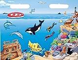 Create-A-Scene Magnetic Playset - Ocean Adventure