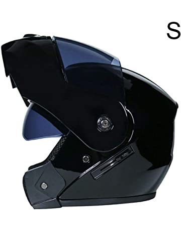 add487a4a gaeruite Casco de Moto Universal de Rostro Completo