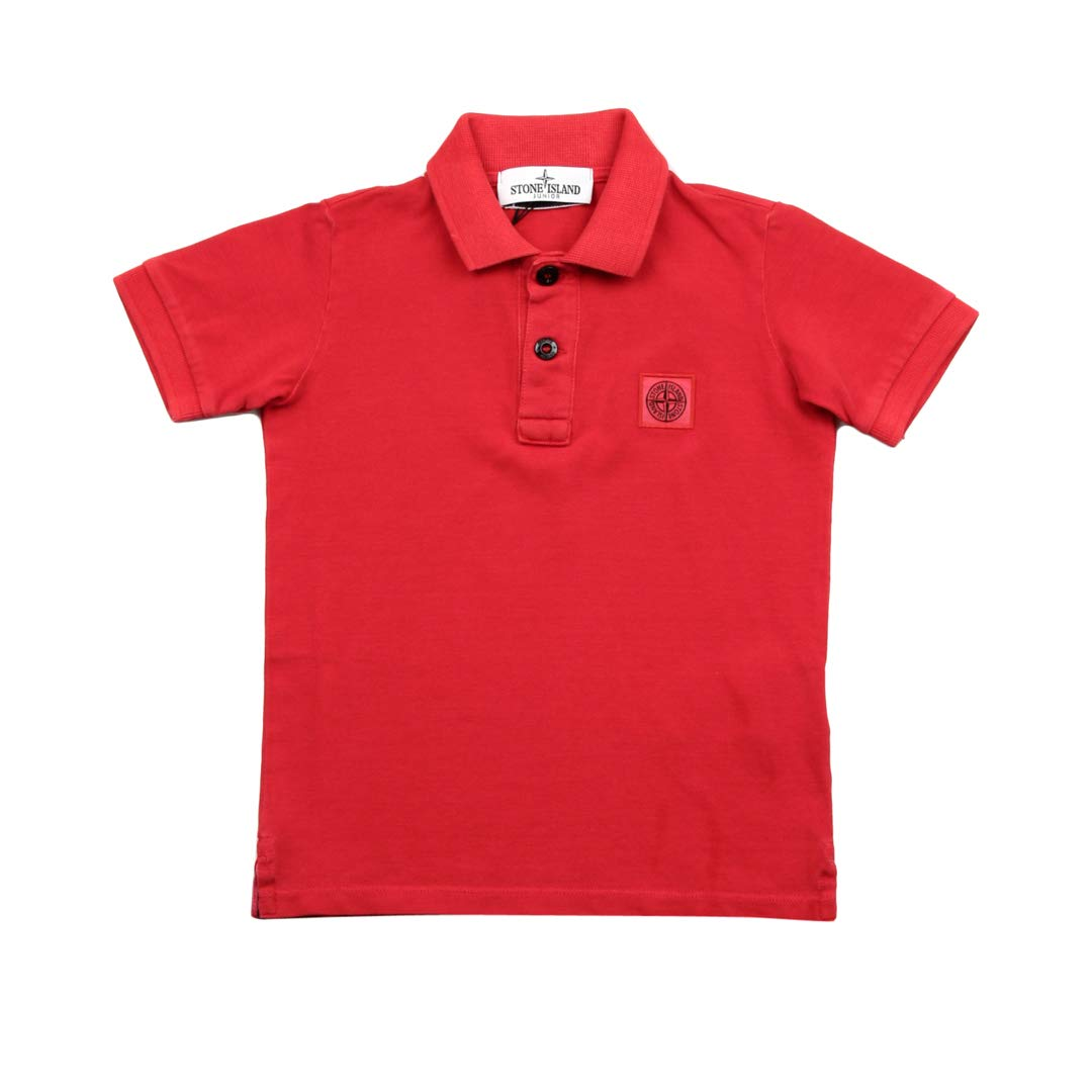 Stone Island Junior Polo Bambino Kids Boy Mod. 701620949