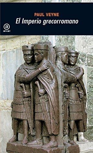 El imperio grecorromano (Universitaria) Tapa blanda – 11 may 2009 Paul Veyne Elena Del Amo Ediciones Akal 8446024659