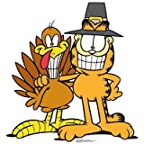 Advanced Graphics 81 Garfield Thanksgiving Life Size Cardboard Standup