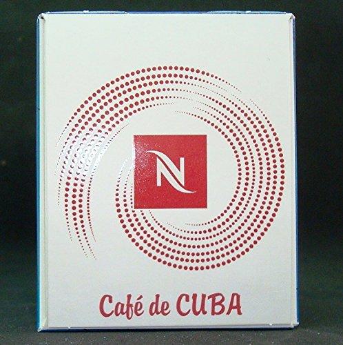 Nespresso Cafe De Cuba Vertuoline 1 Sleeve 10 Capsules