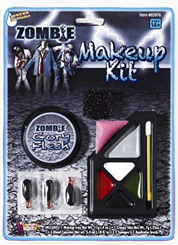 Rubies Costume Zombie Make Up Kit