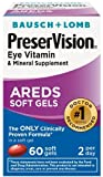 PreserVision Eye Vitamin and Mineral Supplement, AREDS Soft Gels For Sale