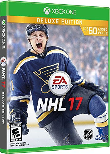 NHL 17 Deluxe Edition – Xbox One