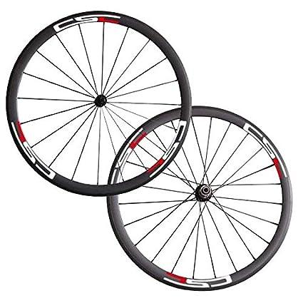 FidgetGear - Juego de Adhesivos para Bicicleta de Carretera (23 Unidades, 38 mm,