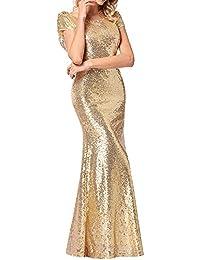 Amazon.com: Golds - Wedding Dresses / Dresses: Clothing, Shoes & Jewelry