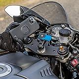 Quad Lock Motorcycle Fork Stem Mount