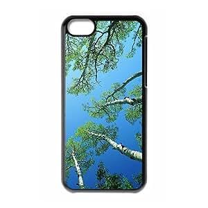 tree for Iphone 5C Phone Case QSE261012