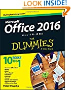 #1: Office 2016 All-In-One For Dummies