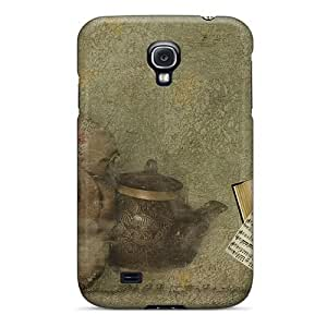 AngelaMs Design High Quality Attic Treasures Cover Case With Excellent Style For Galaxy S4 wangjiang maoyi