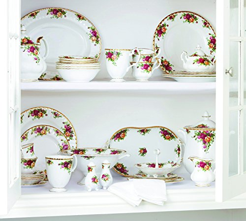 Royal Albert Old Country Roses Gravy Boat Stand by Royal Albert (Image #1)