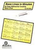 img - for Bass Lines in Minutes - An Easy Method for Creating Bass Lines by Kris Berg (1995-03-01) book / textbook / text book