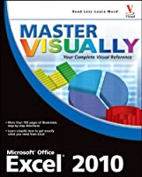 Master VISUALLY Excel 2010 Front Cover