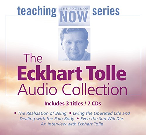 The Eckhart Tolle Audio Collection (The Power of Now Teaching Series) by Sounds True