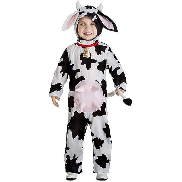 Disfraz Vaca Talla 3-4 Años: Amazon.es: Juguetes y juegos