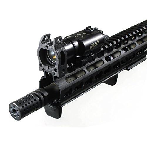 DLP Tactical 350 Lumen LED Weapon Light Laser